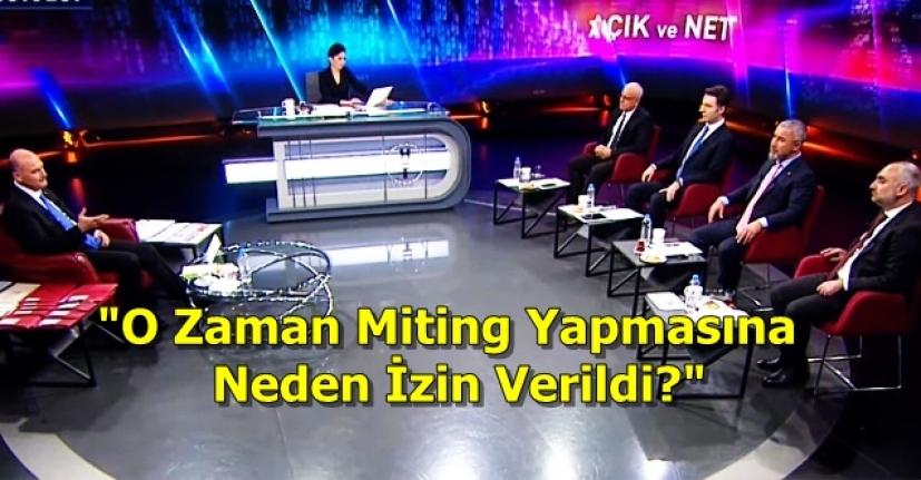 Sedat Peker'in Tecavüz İddiasını Gündeme Getiren Bakan Soylu'ya İsmail Saymaz'dan Kritik Soru!