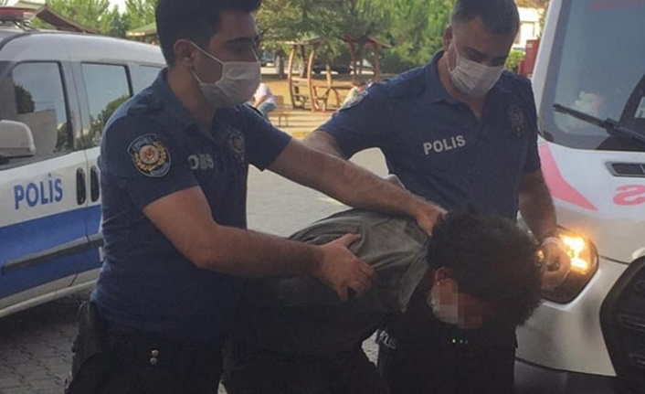 Tacizden Yargılanırken Aynı Suçtan Gözaltına Alındı, Serbest Kaldı