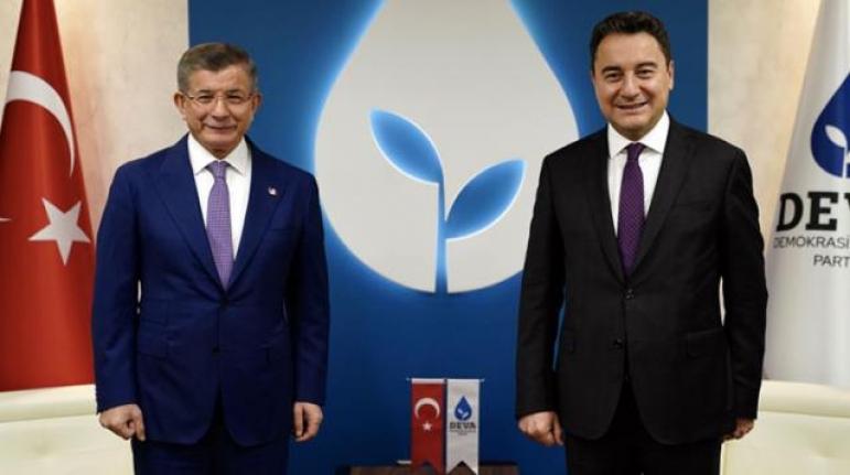 Ali Babacan, Gelecek Partisi'yle DEVA Partisi'nin Birleşme İddialarını Yalanladı