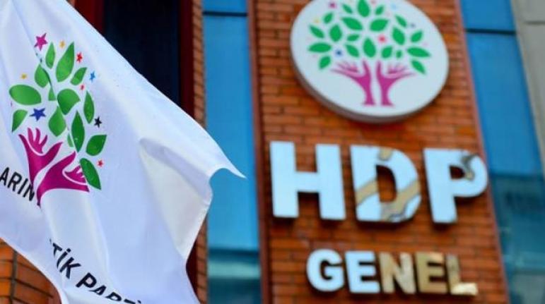 """Başsavcı Şahin, 843 Sayfalık HDP İddianamesiyle İlgili Konuştu: """"451 Kişi Hakkında Siyasi Yasak İsteniyor"""""""