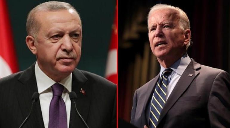 """Biden-Erdoğan Görüşmesi Öncesi ABD'den Skandal Çağrı: """"Gordiyon Düğümü Kesilmeli"""""""