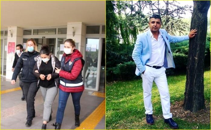 Bodrum'da Eşini Bıçakla Öldüren Kadının İlk Duruşma Yapıldı