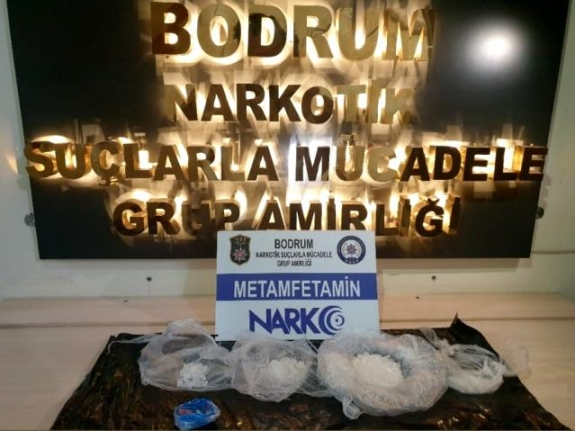 Bodrum'da Uyuşturucu Operasyonu: 2 Kişi Gözaltına Alındı