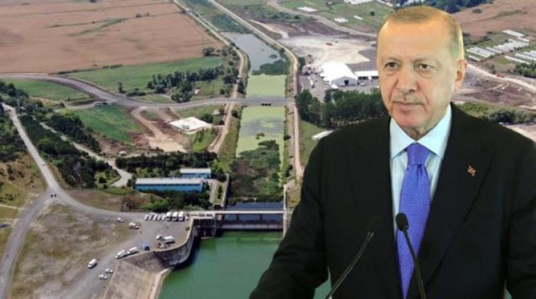 Cumhurbaşkanı Erdoğan'ın Katılımıyla Temeli Atılacak Olan Kanal İstanbul İçin Tarihi Gün