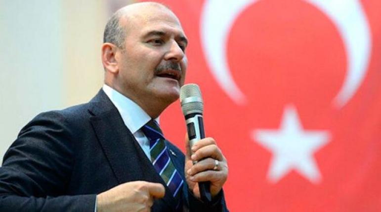 İçişleri Bakanı Süleyman Soylu Açıkladı: 10 Bin Dolar Alan Siyasetçi Şu An Milletvekili Değil