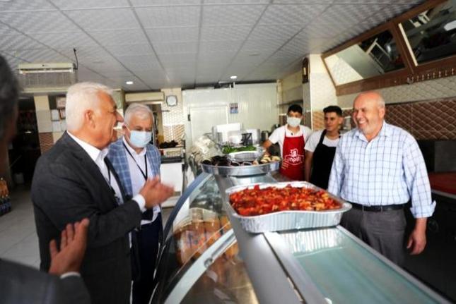 Muğla Büyükşehir Belediyesi'nin Esnafa Yardım Paketi Başvuruları Devam Ediyor