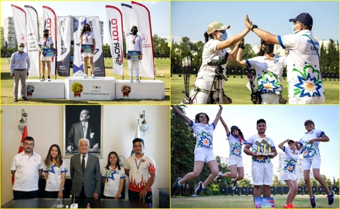 Muğla Büyükşehir Okçuları 12 Madalya Kazandı