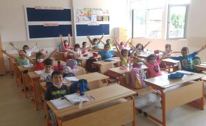 Muğla'da Yüz Yüze Eğitim Başladı