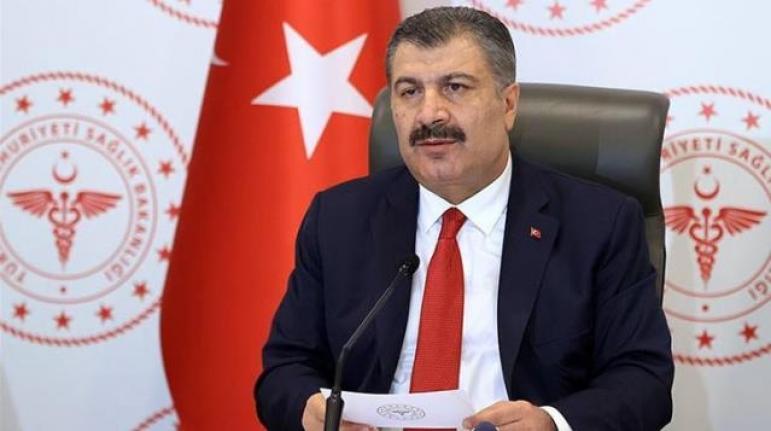 Sağlık Bakanı Fahrettin Koca, Paylaştı! Aşılanma Oranı En Yüksek 10 İlden Biri Muğla