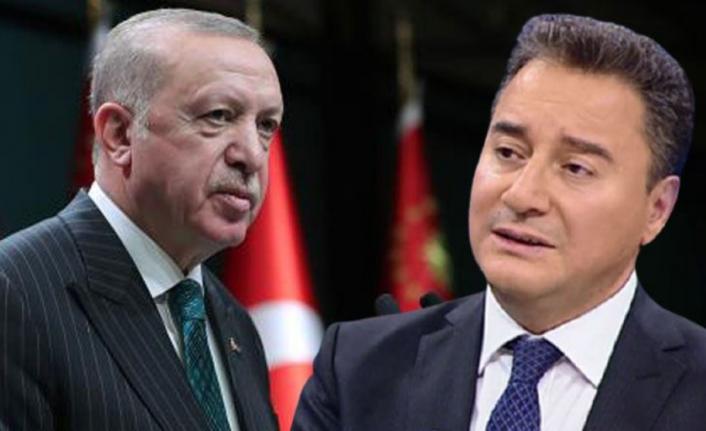 Babacan'dan Erdoğan'a Tek Cümlelik Yanıt
