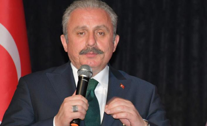 Başkan Şentop'tan CHP'li Özel'e 37 Gün Sonra Yanıt