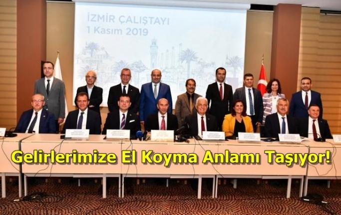 CHP'li Belediyeler Turizm Yasasıyla İlgili Cumhurbaşkanı Erdoğan'a Gidiyor