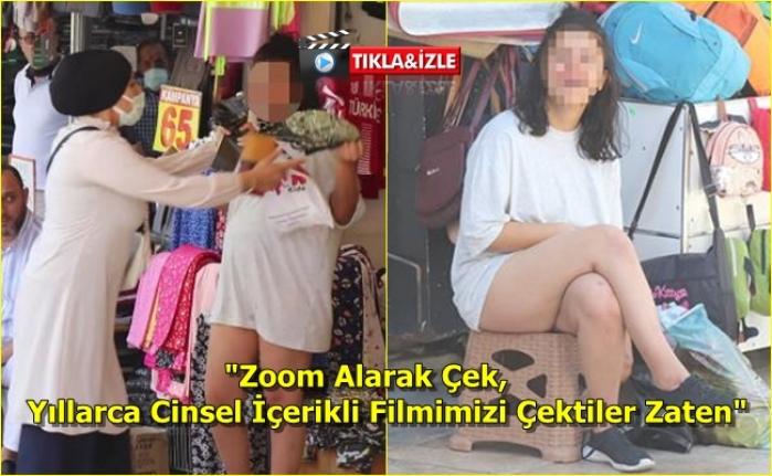 Denizli'de Alkollü Genç Kadın Polisi Çileden Çıkardı!