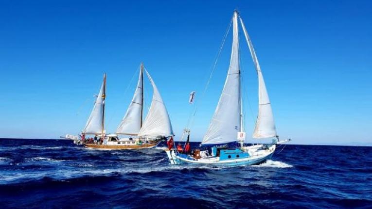 Ege ve Akdeniz'in Birleştiği Muğla İli Spor Turizminin Parlayan Yıldızı Oldu