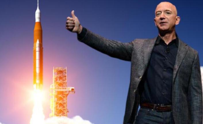 Jeff Bezos, Uzay Yolculuğuna 18 Yaşındaki Gençle Çıkacak