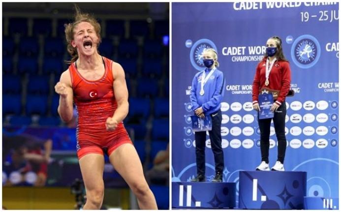 Köyceğizli Selvi İlyasoğlu Dünya Şampiyonu Olarak Tarihe Geçti!