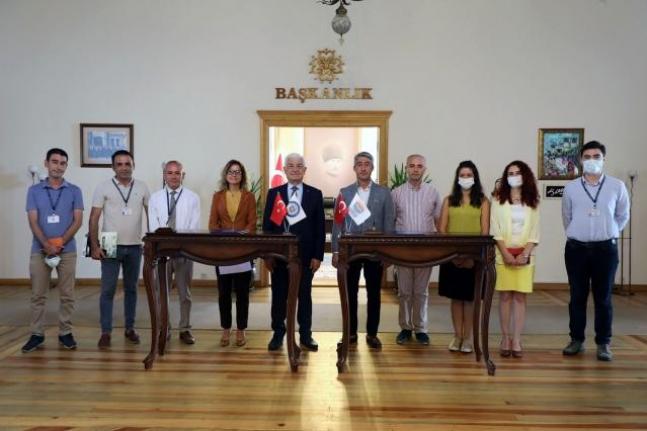 Marmaris  ve Büyükşehir Belediyesi'nden Tarımda İşbirliği
