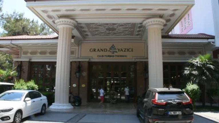 Marmaris'te FETÖ'nün Suikast Timinin Saldırdığı Oteldeki İzler Muhafaza Ediliyor