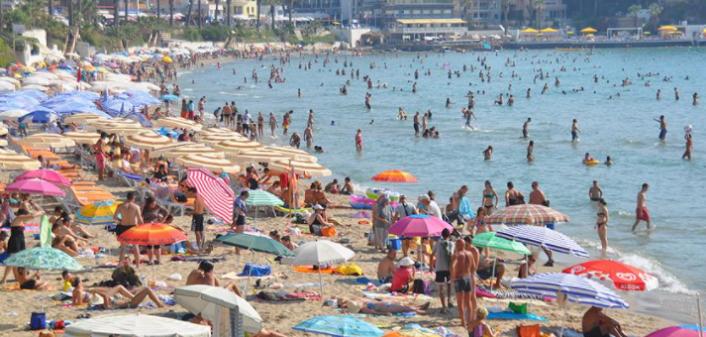 Turizmciler Bayramda 10 Milyon Kişilik Göç Bekliyor