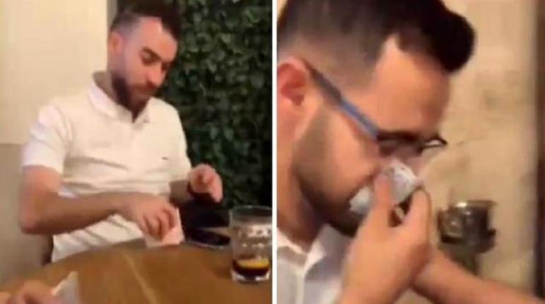 Türk Parasıyla Burnunu Silen Filistin Asıllı İsrail Vatandaşı Turist Gözaltına Alındı