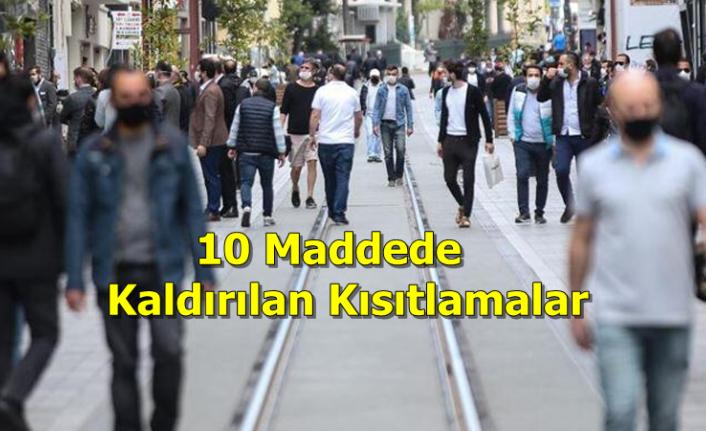 Türkiye, Kademeli Normalleşmenin Üçüncü Etabına Bugün Geçti
