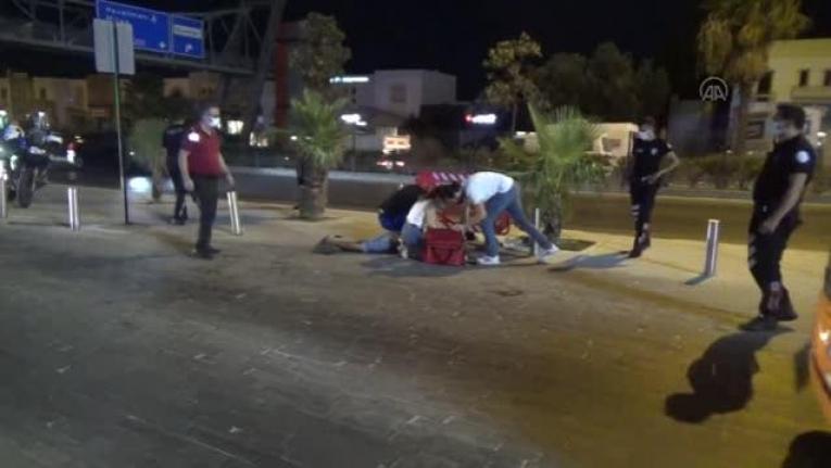 Bodrum'da Sopalı Saldırıya Uğrayan Kişi Ağır Yaralandı