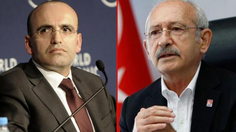 CHP'den Bomba Hamle! Kılıçdaroğlu'nun En Yakınları, Mehmet Şimşek'e Teklif Götürmüş