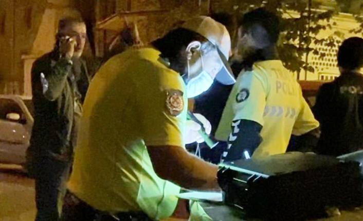 Alkollü Sürücü Gece Gece Polisleri Uğraştırdı!