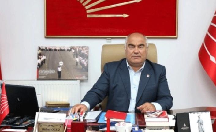 CHP'den 'Bülent Oğuz' Açıklaması!