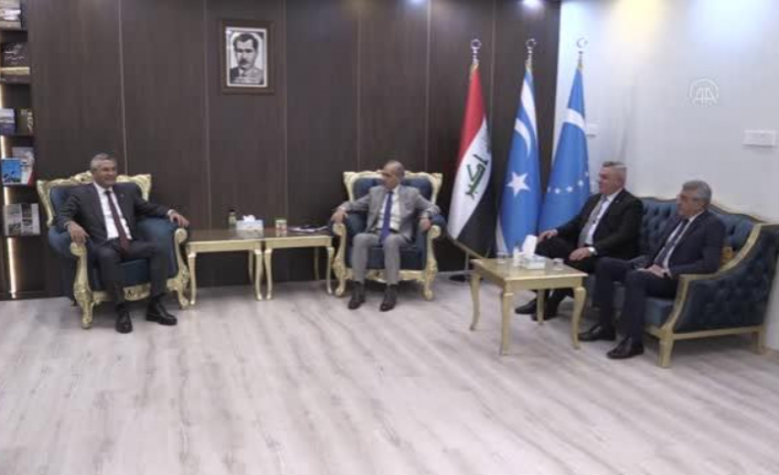 CHP, Irak Türkmenleri İçin Görüştü!