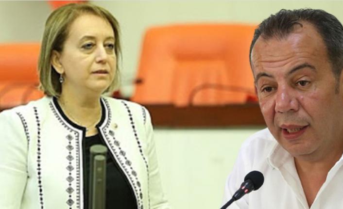 CHP'li Tanju Özcan'dan AKP'li Arzu Aydın'a: Biz Sapık Mıyız?