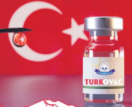 Cumhurbaşkanı Erdoğan'dan 'Turkovac' Paylaşımı