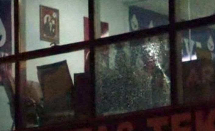 DEVA Partisi Binasına Silahlı Saldırı!