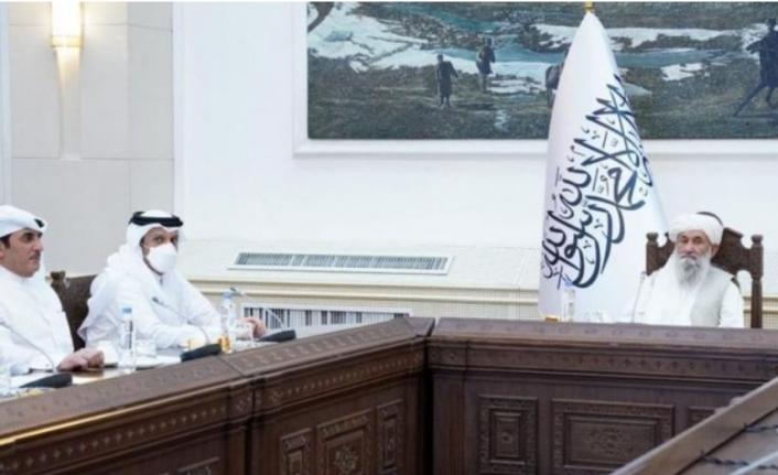 Katar'dan Taliban'a Sürpriz Ziyaret!
