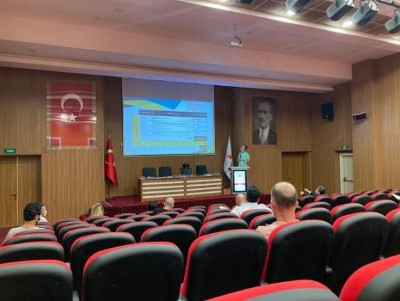 Muğla'da Zarar Gören Tarımsal Alanlar için Projeler Geliştirildi