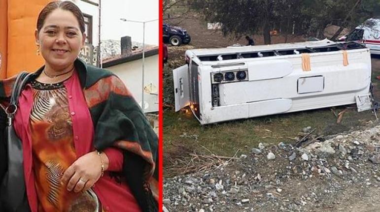 Ortaca'da Eşinin Yerine Sefere Gitti, Kazada Hayatını Kaybetti