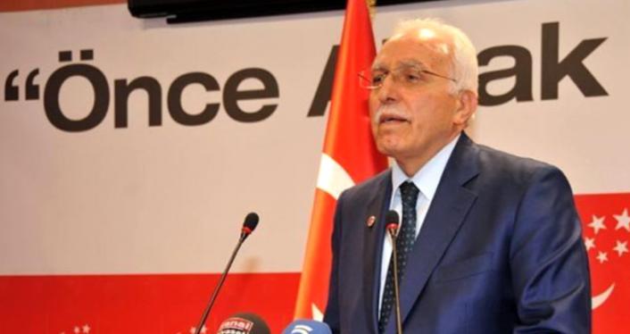 """""""Seçim 2023'te Yapılırsa Erdoğan Aday Olamaz"""""""