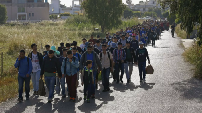 'Suriyeli Mülteciler' İnkilap Tarihi Kitabında!
