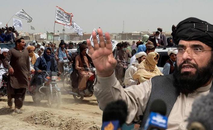 Taliban'dan ABD'ye Tehdit Mesajları!