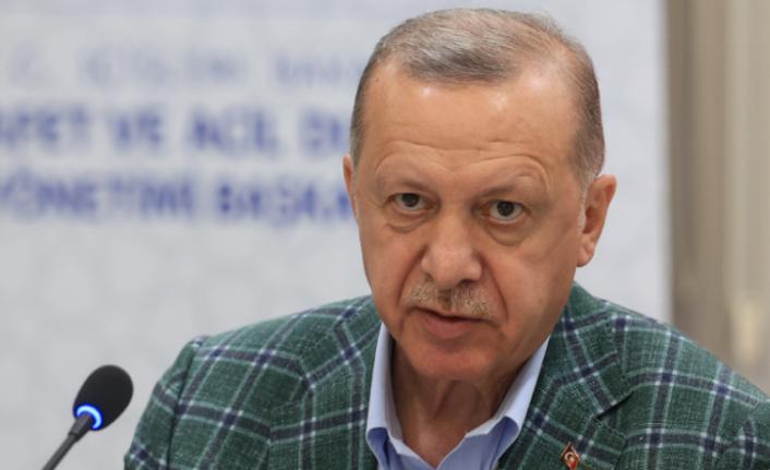 Cumhurbaşkanı Erdoğan, Seçim İçin Tarih Verdi