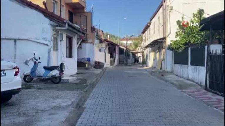 Deprem Fethiye'de de Hissedildi