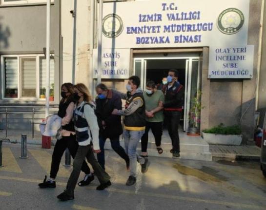 'Kapora Dolandırıcılığı' Operasyonu: 15 Tutuklama
