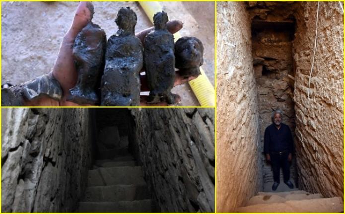 Milas'taki Beçin Antik Kenti'nde Bulunan 19 Metrelik Kuyuda Değerli Bulgulara Ulaşıldı