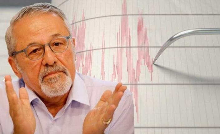 Naci Görür'den Dikkat Çeken Deprem Açıklaması