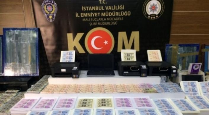 Sahte Para Operasyonu: 3 Milyon TL ve 715 Bin Dolar Yakalandı