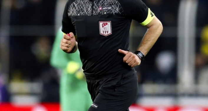 Süper Lig'in 9. Hafta Hakemleri Açıklandı