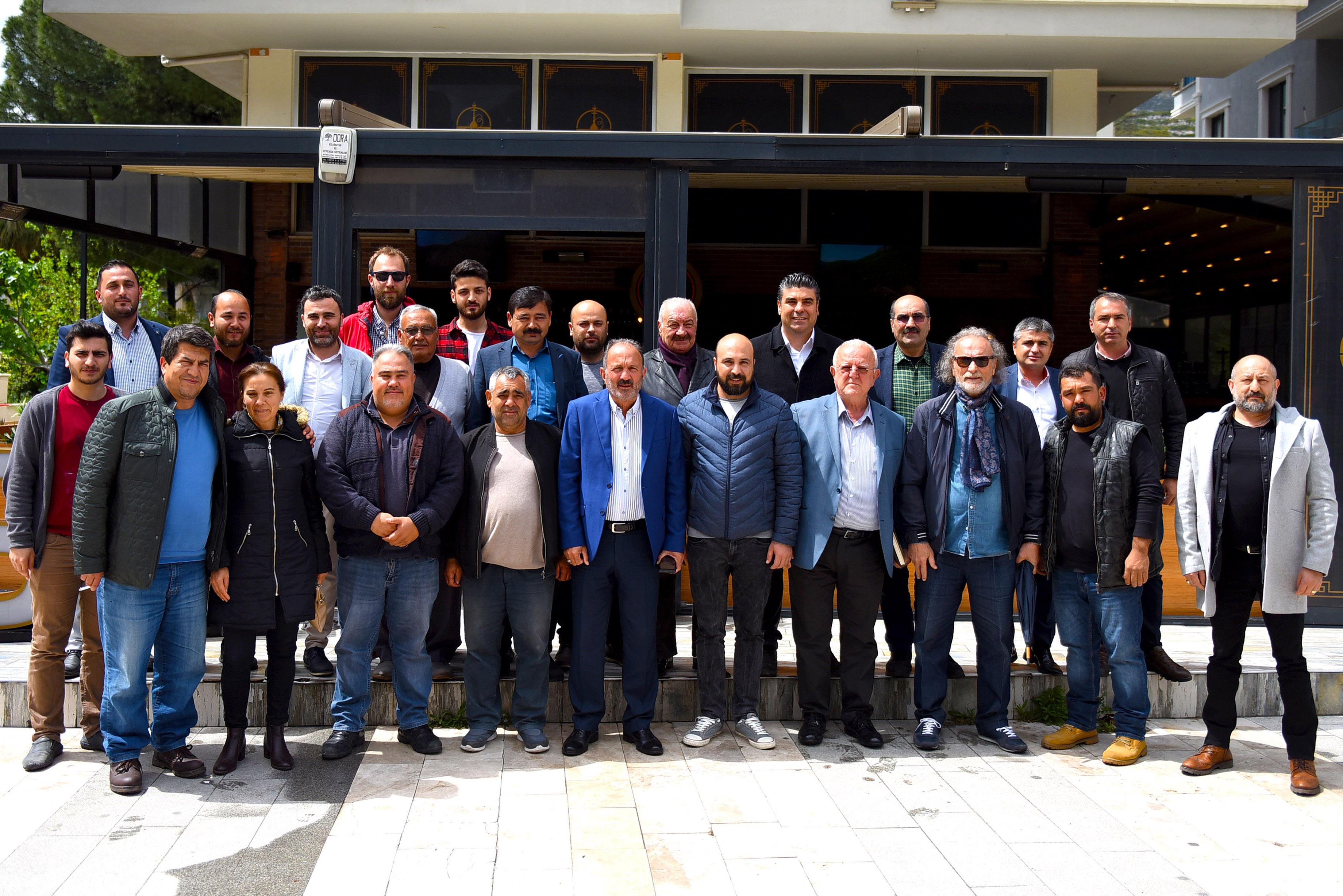 BEHÇET SAATCI: 'HDP OYUYLA OSMAN GÜRÜN KAZANDI'