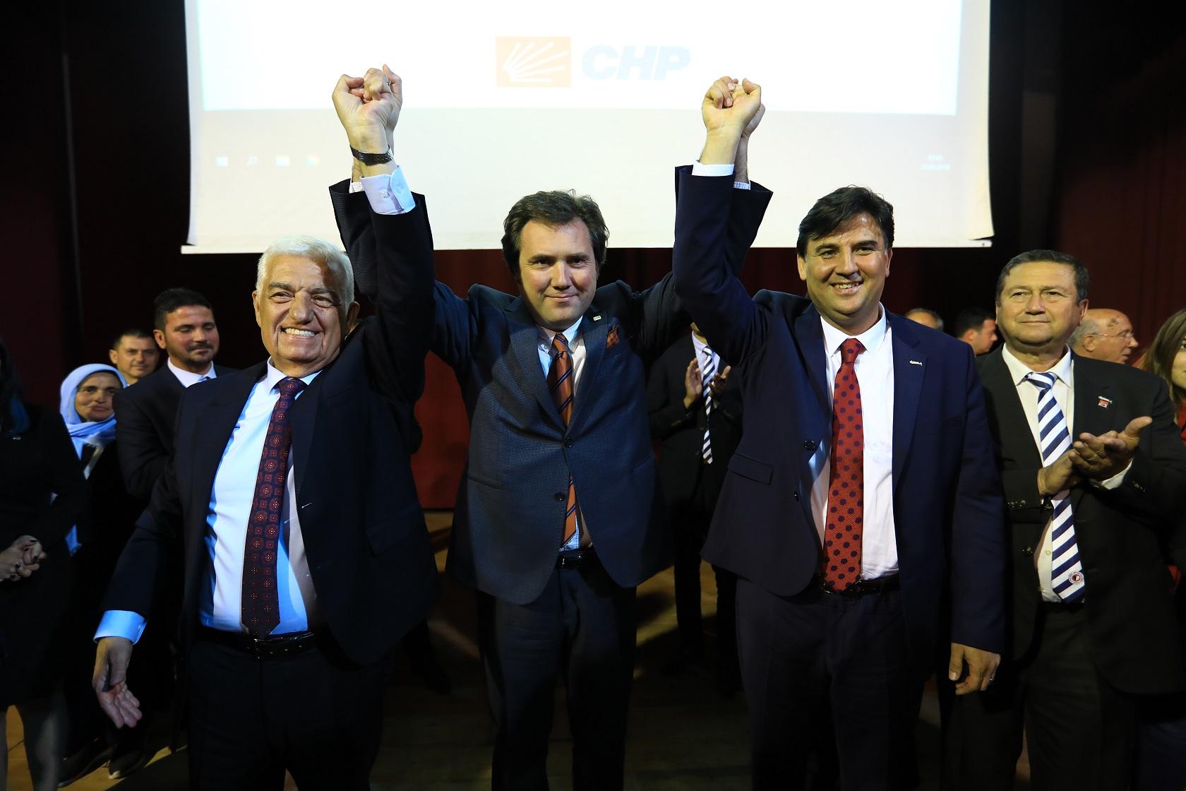 CHP FETHİYE BELEDİYE BAŞKAN ADAYI ALİM KARACA'DAN PROJE TOPLANTISI