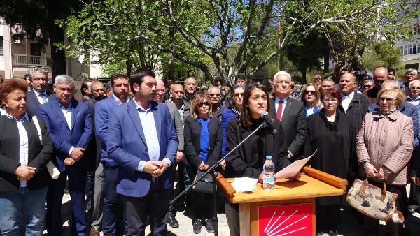 KILIÇDAROĞLU'NA SALDIRI MUĞLA'DA PROTESTO EDİLDİ