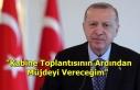 Cumhurbaşkanı Erdoğan'dan Turizm Sektörüne...